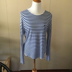 Vince Long Sleeve Top - Size XS